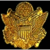 GREAT SEAL OF THE USA BRASS EAGLE PIN