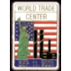 911 WORLD TRADE CENTER COMERATIVE PIN