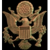 GREAT SEAL OF THE USA LARGE BRONZE PIN