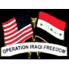 OPERATION IRAQI FREEDOM FLAG COMBO DX