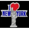 I LOVE NEW YORK STATUE OF LIBERTY