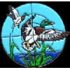 DUCK HUNTING IN THE SCOPE PIN