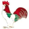 ROOSTER PIN