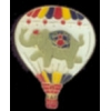 ELEPHANT PIN TRUNK UP BALLOON PIN