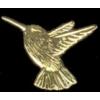 HUMMINGBIRD PIN IN FLIGHT HUMMINGBIRD PIN