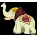 ELEPHANT PIN INDIA STYLE ELEPHANT PIN