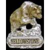 YELLOWSTONE GRIZZLEY BEAR PIN