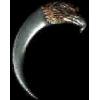 EAGLE HEAD CLAW CAST PIN