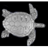 SEA TURTLE PIN CAST TURTLE PIN