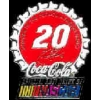 NASCAR COCA COLA TONY STEWART BOTTLE CAP