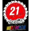 NASCAR COCA COLA RICKY RUDD BOTTLE CAP