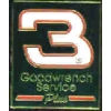 NASCAR DALE EARNHARDT GOODWRENCH 3 PIN
