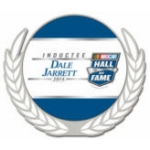 DALE JARRETT PIN 2014 HALL OF FAME NASCAR PIN