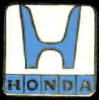 HONDA LOGO CAR LOGO PIN