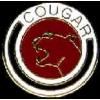 FORD COUGAR ROUND LOGO PIN