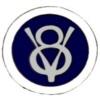 FORD V8 AUTO LOGO PIN