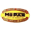 CHRYSLER MOPAR PIN OVAL LOGO PIN