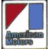 AMERICAN MOTORS LOGO PIN