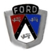 FORD PIN MINI FORD CREST PIN
