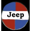 JEEP ROUND LOGO PIN