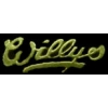 WILLYS SCRIPT PIN