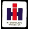 INTERNATIONAL HARVESTER LOGO WITH SCRIPT PIN