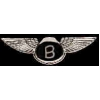 BENTLEY WING LOGO PIN