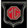 MG CAR SHIELD LOGO PIN