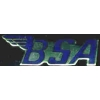 BSA MOTORCYCLE SCRIPT PIN