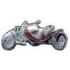 TRIKE PIN 3 WHEELER TRIKE MOTORCYLE PIN