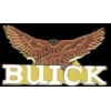 BUICK WITH EAGLE LOGO PIN