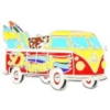 VAN PIN CALIFORNIA DREAMIN MICROBUS PIN
