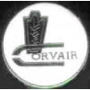 CHEVROLET CORVAIR ROUND LOGO PIN