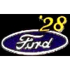 FORD 1928 YEAR LOGO PIN