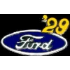 FORD 1929 YEAR LOGO PIN