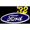 FORD 1932 YEAR LOGO PIN