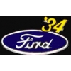 FORD 1934 YEAR LOGO PIN