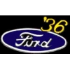 FORD 1936 YEAR LOGO PIN