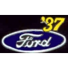 FORD 1937 YEAR LOGO PIN