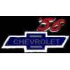 CHEVROLET 1956 YEAR LOGO PIN