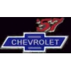 CHEVROLET 1957 YEAR LOGO PIN