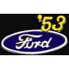 FORD 1953 YEAR LOGO PIN