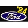 FORD 1924 YEAR LOGO PIN