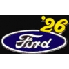 FORD 1926 YEAR LOGO PIN
