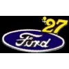 FORD 1927 YEAR LOGO PIN