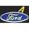 FORD MODEL A LOGO PIN