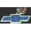 CHEVROLET 1938 YEAR LOGO PIN