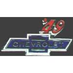 CHEVROLET 1949 YEAR LOGO PIN