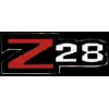 CHEVROLET CAMARO CAR Z-28 LOGO