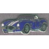 FORD SHELBY COBRA CAR BLUE PIN